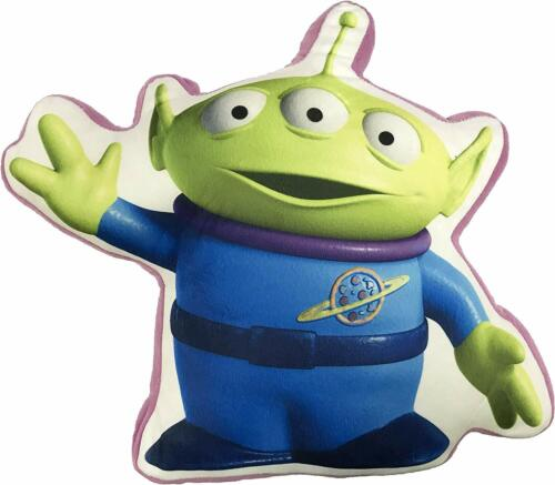 Toy Story Woody Buzz Alien 3D Character Stuffed Soft Throw Cushions Pillows 35cm