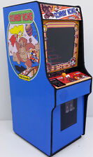 "MINI DONKEY KONG ARCADE MACHINE MODEL 1/12TH SCALE (6"")"