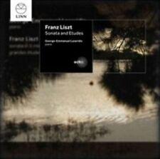 Liszt: Sonata & Etudes, New Music