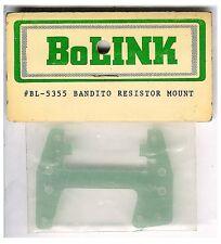 Restoring Bolink 1/12 Bandito Vintage RC Car BL-5355 Fiberglass Resistor Mount