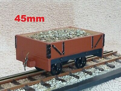 """genuine Wood"" Sm45, 45mm, 16mm/foot, 1/19th Scale, Narrow Gauge, Live Steam,rtr"