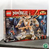 Retired Lego Ninjago Golden Mech Set Mississauga / Peel Region Toronto (GTA) Preview