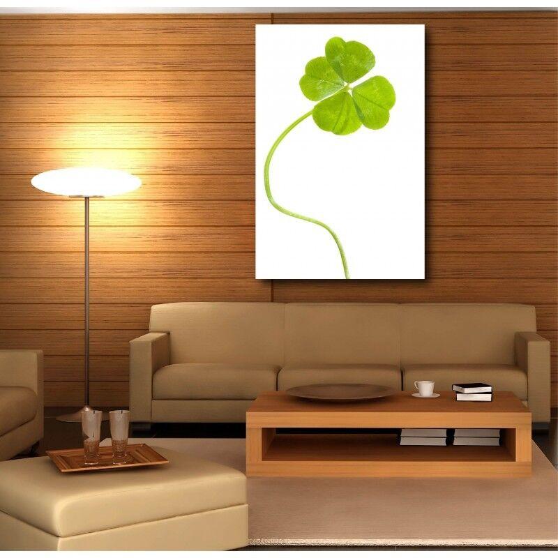 Tableaux toile déco rectangle verdeicale trèfle à 4 feuilles 13281163 13281163 13281163 d795ba