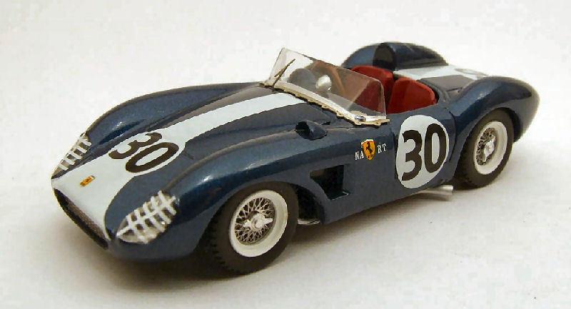 Ferrari 500 TRC Sebring 1958  30 1 43 Model 0143 ART-MODEL