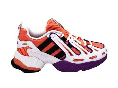 Adidas Eqt Gazelle Baskets Orange Blanc Violet Noir EE7743 | eBay