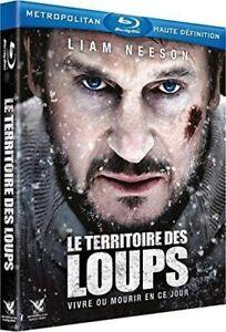 Le territoire des Loups [Blu-ray] Liam Neeson - NEUF - VERSION FR