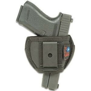 S&amp;W M&amp;P 40 SHIELD MULTI USE IWB/ITP/OWB/CC<wbr/>W HOLSTER - 100% MADE IN U.S.A.