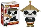 Funko Pop PO With Hat # 252 Kung Fu Panda Vinyl Figure