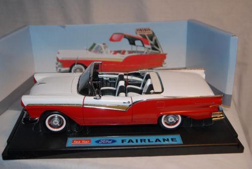 1:18 Sun Star Ford Fairlane Skyliner /'57