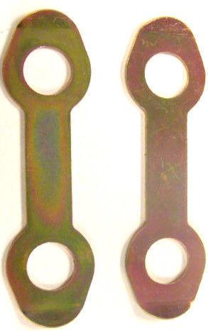 CLASSIC MINI STEERING ARM LOCK TABS 2K5377 x2 AUSTIN MORRIS COOPER S PAIR 7B9