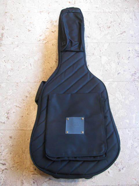 Jakob Winter Gitarrentasche, 4 4 Größe, Klassikgitarre, schwarz
