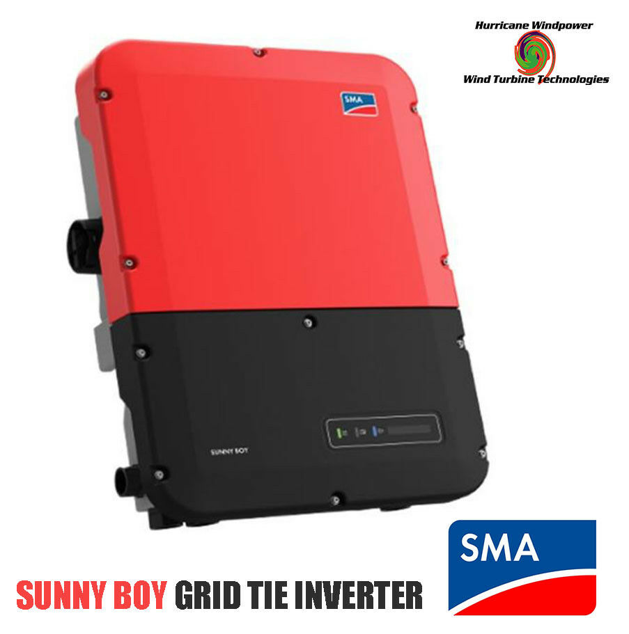 SMA Sunny Boy SB7.7-1SP-US-40 Grid Tie InGrüner With Secure Power Supply