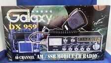 Galaxy DX-959 AM SSB CB Radio DX959 PRO TUNED AND ALIGNED