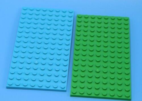 Lego Base plates 8 x 16 Choose Color