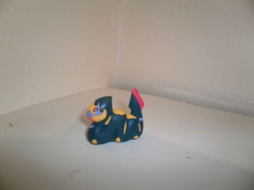 Figurine POKEMON SEVIPER Longueur= 4,3cm Officielle de marque Bandai Figure