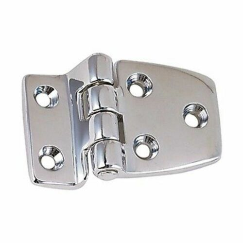"Perko Chrome plated Hinge width 2-1//2/"" height 1-1//2/"" 1214 DP1 CHR MD"