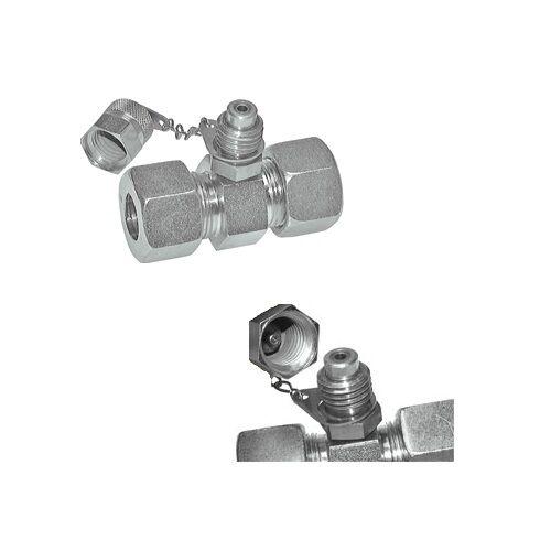 Messen Regeln Messanschluss M 16x2 in geraden Verschraubungen bis PN 630