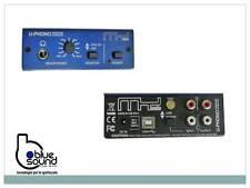 MY AUDIO U-PHONO scheda audio USB ultra-compatta portatile X DJ NUOVA