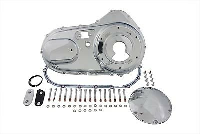 V-Twin 43-0344 Chrome Outer Primary Cover Kit