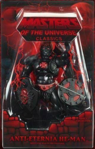 Anti Eternia He Man 2016 Motu Mattel Masters of the Universe Classics He-Man New