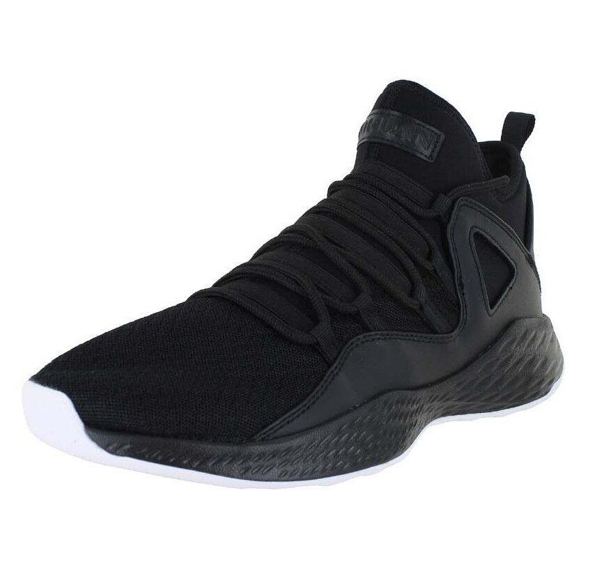 Nike Jordan Men's Formula 23 Black Basketball Athletic shoes 881465 010 Sz 10.5