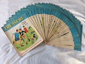 Treasure Early steps in looking and learning Vintage Children Books 122154 amp248 - Basildon, Essex, United Kingdom - Treasure Early steps in looking and learning Vintage Children Books 122154 amp248 - Basildon, Essex, United Kingdom