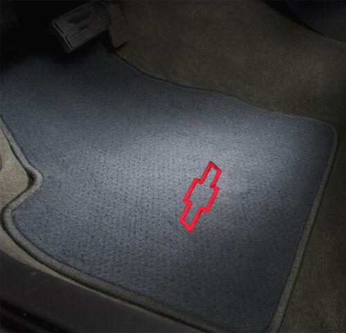 4pc Carpet Floor Mat Set for 1983-2019 Chevrolet Impala Choose Logo /& Color