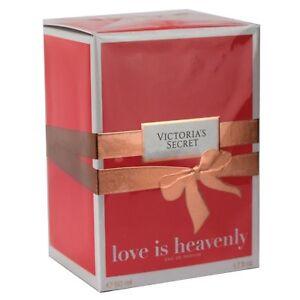 bd5359e8bf Victoria s Secret Love Is Heavenly Perfume Eau De Parfum 1.7 FL Oz 50ml