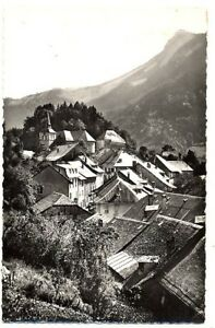 CPSM-73-Savoie-Bauges-Carte-photo-Le-Chatelard