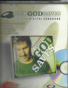 Paul Baloche Our God Saves CDRom Digital Songbook  piano vocal guitar lyrics - Boise, Idaho, United States - Paul Baloche Our God Saves CDRom Digital Songbook  piano vocal guitar lyrics - Boise, Idaho, United States