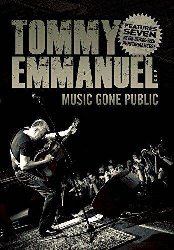 Music Gone Public [DVD] [2017] [DVD][Region 2]