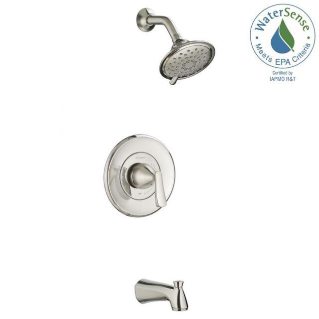 American Standard Chatfield Single-handle 3spray Tub and Shower ...
