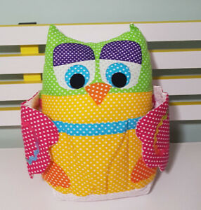 SHARON-EL-OWL-MADE-SPECIFICALLY-FOR-YOU-STORAGE-SOFT-TOY-PLUSH-TOY-33CM-TALL