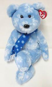 773aeee6646 Ty-Beanie Buddy - 1999 Holiday Teaddy Bear   PRISTINE   Brand New ...