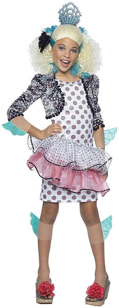 Monster High - Lagoona Blue Monster High Exchange Mattel Fancy Dress Halloween Child Costume