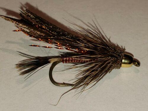 Conehead deerhair sculpindace streamer size 8 per 3