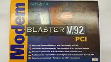 Creative Blaster V.92 PCI Modem