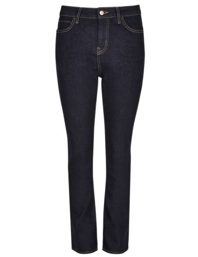 Marks /& Spencer Limited Edition Indigo High Waisted Flare Jeans