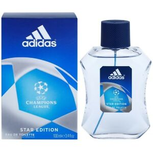 Adidas Champion League star edition 100 ml Edt men Perfume