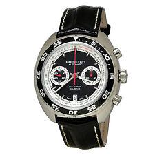 NEW Hamilton Pan Europ Auto Chrono H35756735 Watch (Black Dial) - $1,945