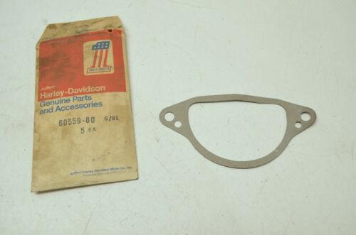 OEM Harley-Davidson 60559-80 Oil Deflector Gasket NOS