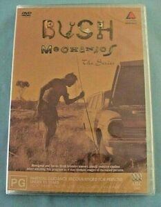 BUSH-MECHANICS-The-Series-DVD-NEW-SEALED-Region-4