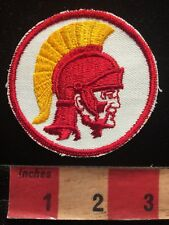 Gorgeous Red & Yellow SPARTAN Jacket Patch - Warrior / Fighter 00Z3