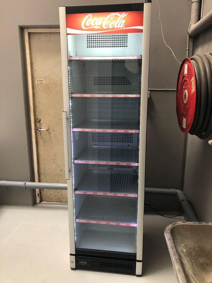 Andet køleskab, Vestfrost Cola skab, 379 liter