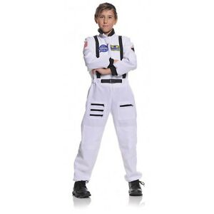 Underwraps-Astronaut-White-Nasa-Space-Child-Boys-Halloween-Costume-26982