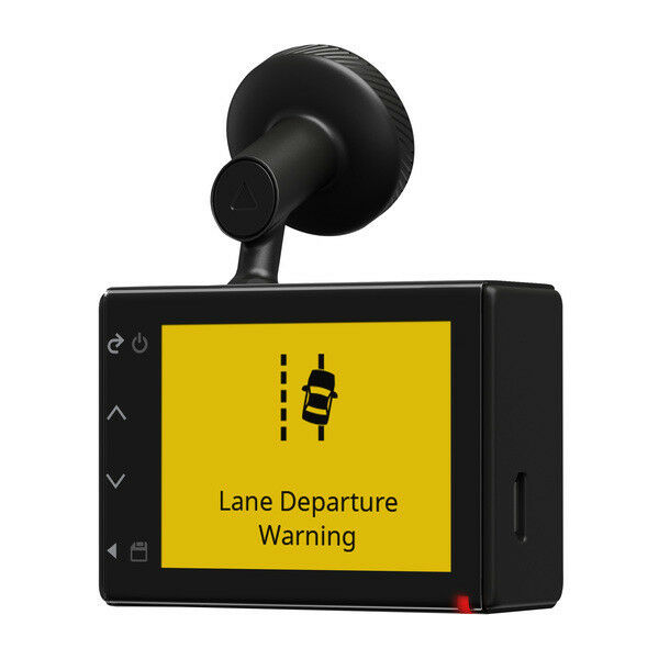 Garmin Dash Cam 55 GPS Crash Camera with AUST GARMIN WARRANTY 1440dpI