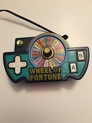 Wheel Of Fortune Plug And Play