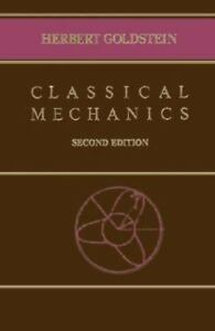 Classical Mechanics By Herbert Goldstein Pdf