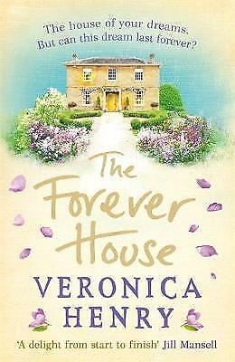 1 of 1 - The Forever House, Henry, Veronica, Very Good Book