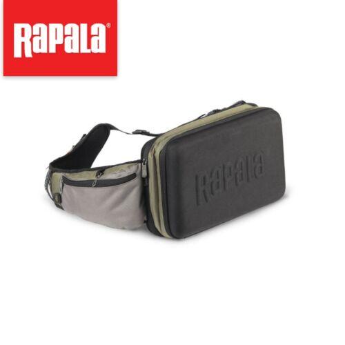 Rapala Magnum Big Sling Fishing Bag For Angler 2 Tackle Boxes Included